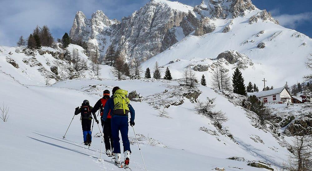 location ski randonnée