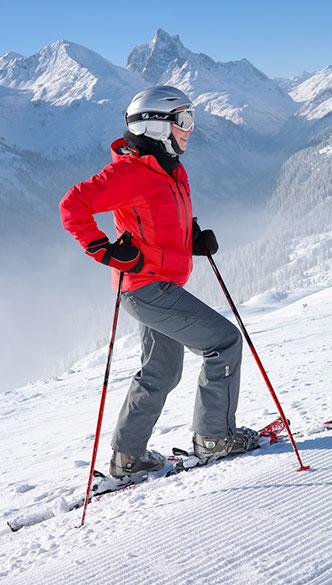Magasin de sport et ski